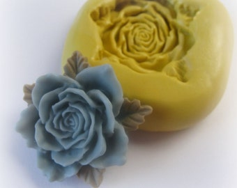Kawaii Mold Mould Resin Clay Fondant Wax Soap Miniature Sweet Flower Victorian Jewelry Charms Flexible Molds