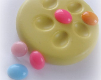 Easter Egg Mold Miniature Mini Fake Food Kawaii