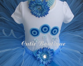 LOLLIPOP Birthday TUTU Set With 3D LOLLIPOP Shirt --- All Sizes 6 9 12 18 24 Months 2T 3T 4T ----Birthday, Photo, Holidays, Dress Up
