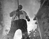 "Zombie Film Promotion  Fake Gore-8x10- Fine Art photo-""Get You"""