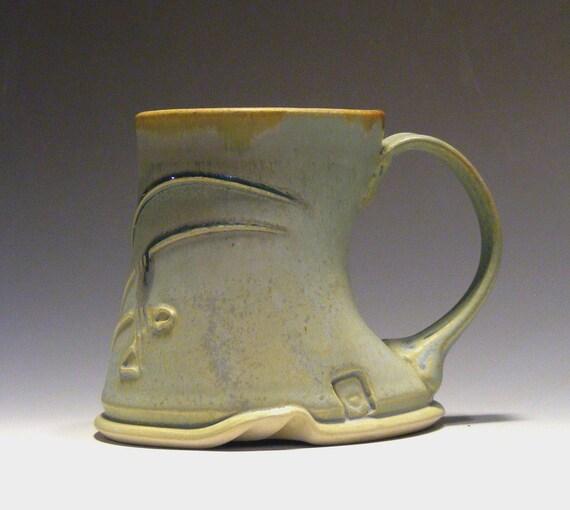 Altered Mug-Green