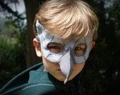 Hawk Mask PDF Pattern