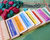 WWII circa 1940s French Monopoly Board Game