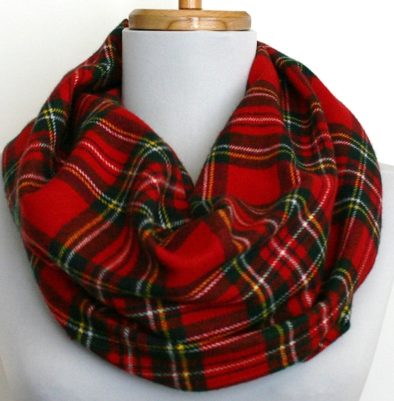 Red And Green Plaid Scarf Red And Green Tartan Plaid