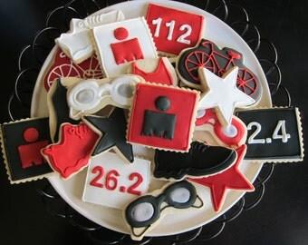 Triathlon Sugar Cookie Collection