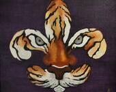 Fleur de Tigre Print