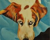Pet Portrait --Made-to-Order Pet