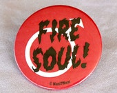 Sailor Moon 2-Inch Button Sailor Mars (Fire Soul)