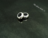 Stoppers Set fits Troll European Charm Bead Sterling Silver