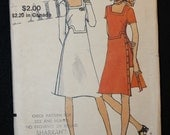 Vintage Vogue 8156 Misses Sewing Pattern for Dress and Shorts