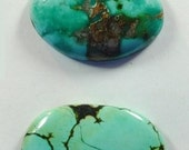 Blueish Green vein Turquoise Slabs