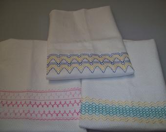Swedish Weaving, Huck Embroidery Pattern