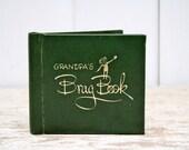 Vintage 1960 Grandpa's Brag Book