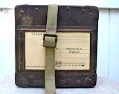 Vintage Fiberbilt Camera Box Display Piece