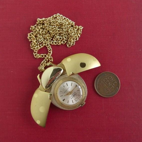 vintage lady bug watch | eBay