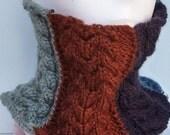 Handmade Wool Neck Warmer for Women