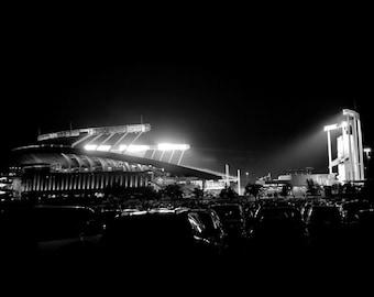 Kansas City Royals Baseball Stadium in Kansas City Missouri - Fine Art Photograph 5x7 8x10 11x14 16x20 24x30