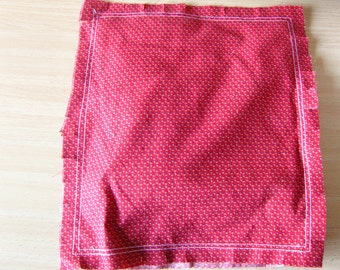 Sweetheart Red Hot/Cold Therapy Rice Bag
