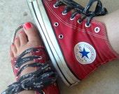 Chuck Taylor Hi-Top Sandals- Custom