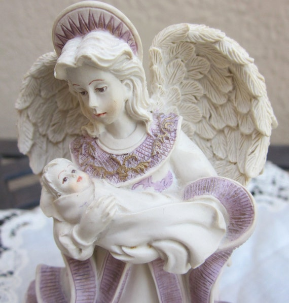 Sarah s angels mother day figurine collectible