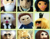 YOUR One of a Kind Custom Amigurumi Person