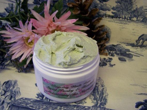 Sweet Parsley and Horsetail Jar Shampoo  8oz
