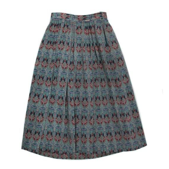 Liberty Lanthe midi skirt - size medium
