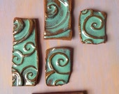 Riveting Turquoise -Please  Hold for Jeannine :)