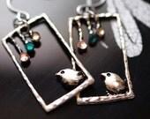 Singing Birds - Earrings