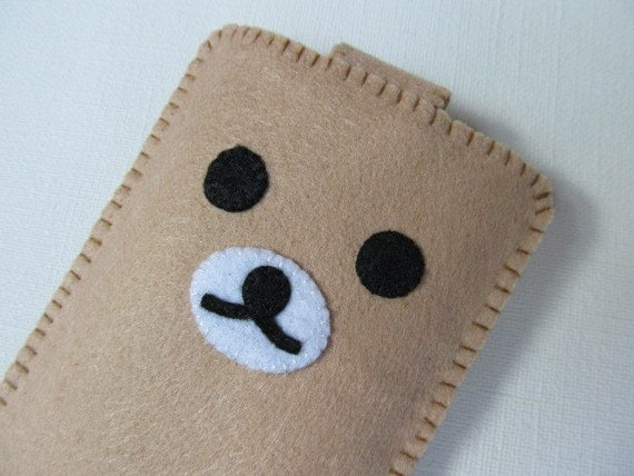 Iphone case- Brown sugar bear