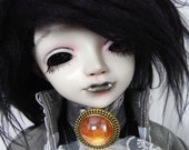 RESERVED Winter the Gothic Vampire Ball Joint Doll