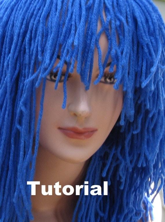 Yarn Wig Pattern - Discount Wig Supply