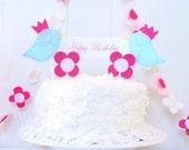 Princess Fairy Tale - Cake Topper or Table Centerpiece
