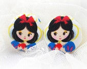 Disney Princess Snow White Earrings