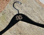 Personalized Wedding Dress Hanger - Engraved