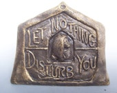 Let Nothing Disturb You: Teresa of Avila, Desktop Mantra