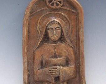 St. Catherine of Alexandria Statue: Patron of Teachers
