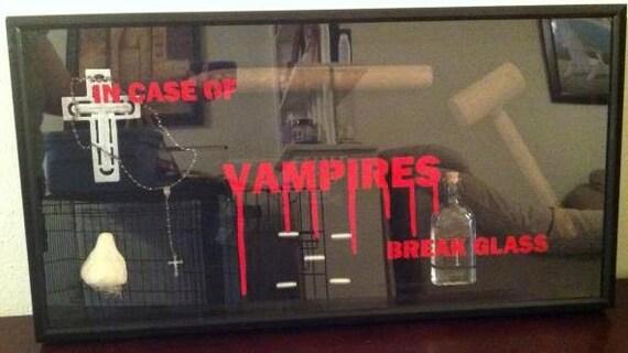 Vampire Preparedness Kit
