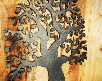 Dream Tree Metal Art for Outoors or Indoors - Small