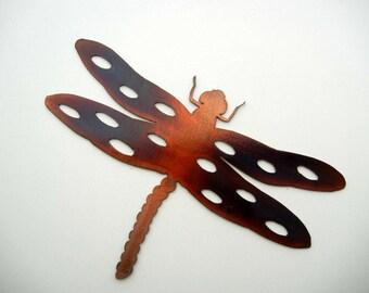 Dragon Fly (Large), Metal Garden Art