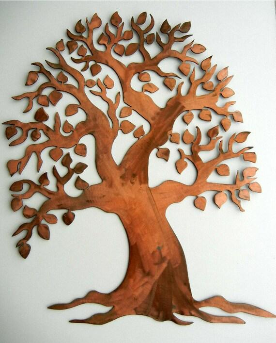 Dream Tree (Large), Metal Artsy Sign