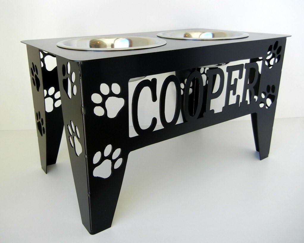 Dog Bowl Stand  Large 🔎zoom