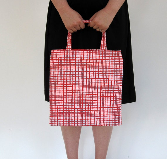 candy cane bag anthropologie inspired vintage sewn by greenbugbags on etsy