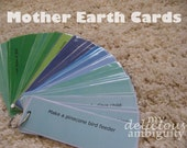Mother Earth Cards- PDF