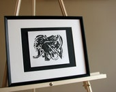 Elephant Rorschach