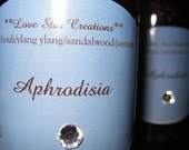 Reserved for CassiopeiaDesigns1 Aphrodisia aromatherapy spritzer(patchouli,ylangylang/sandalwood/jasmine)(4oz.)