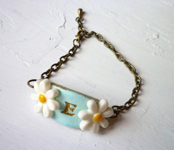 Flowergirl Bracelet - Daisy