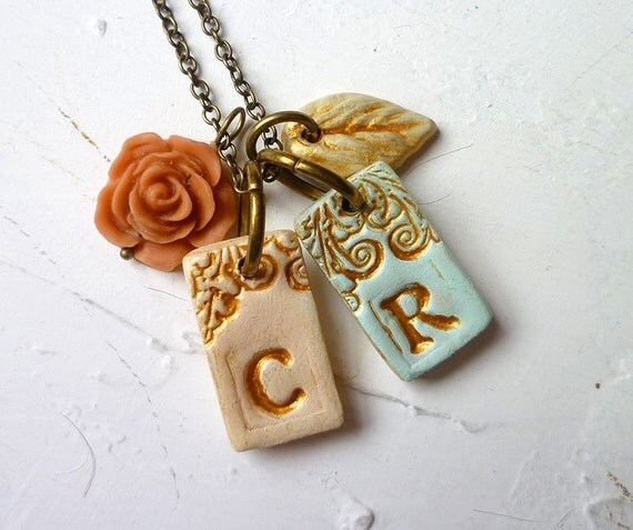 Kids initial- personalized jewelry for women