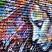 Urban Photography, nyc rainbow bright vibrant wall art, colorful home décor eclectic spray paint photo, Graffiti Is Art, office decor