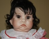 """Sweetie 19"""" Sitting Button Body Doll"""